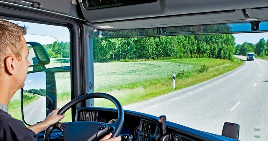 Por que um motorista de caminhão bem treinado dá lucros para empresa?